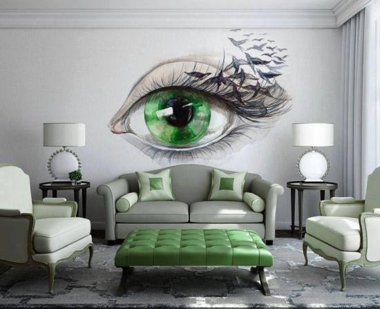 Interioare verzi , idei spectaculoase, numai pentru casa ta!
