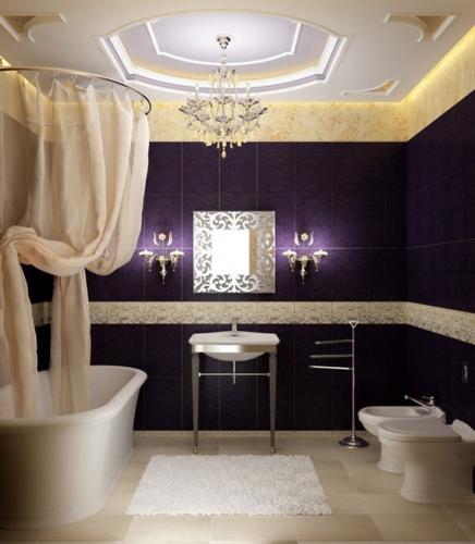 Decoreaza-ti casa in nuante de violet + 25 de imagini cu diverse interioare decorate in aceasta minunata culoare
