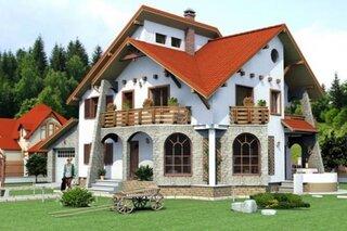 Casa mare pentru familii numeroase