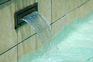 Umplere cu apa a piscinei
