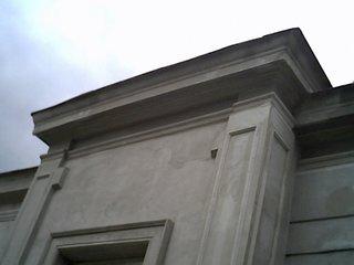 Brau ornamental pentru acoperis