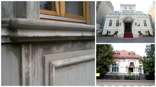 Realizare termoizolatie exterioara casa veche monument istoric