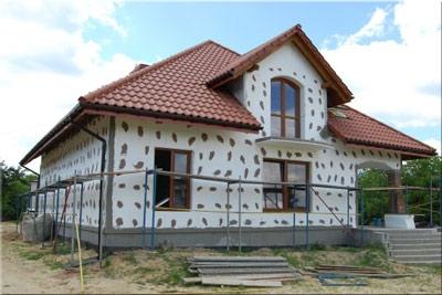 Izolarea exterioara a casei