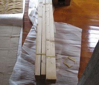 Grinzi de lemn
