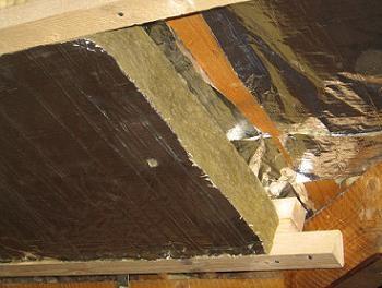 cum se monteaza vata bazaltica