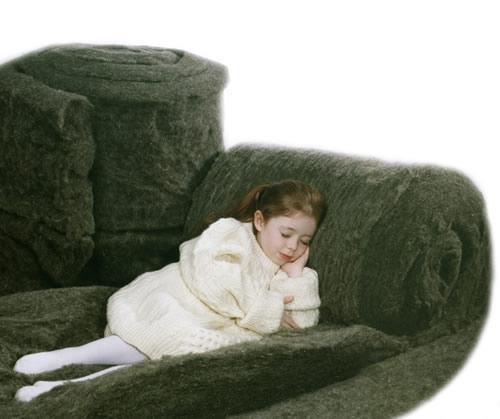 Termoizolatie cu lana de oaie