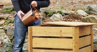 Recipient pentru compost