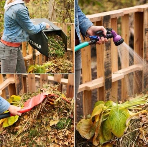 Udare compost
