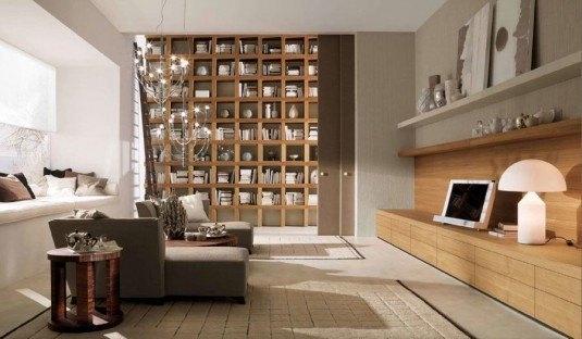 Zugraveala bej si mobilier din lemn natur
