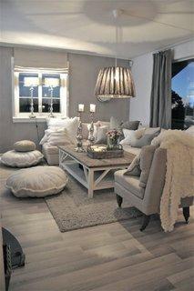 Stilul scandinav in designul livingului
