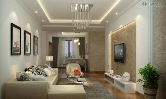 Sufragerie mica decorata in nuante de bej