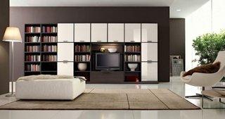 Inspiratie minimalista pentru designul unui living