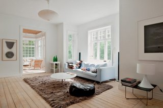 Amenajare scandinava pentru un apartament de doua camere