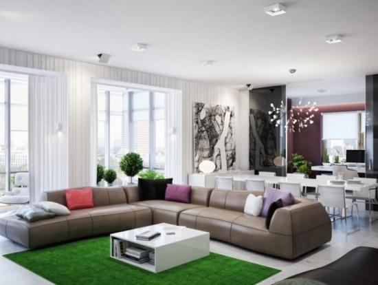 Mobilier pentru livinguri moderne