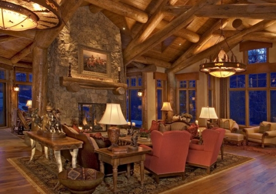 Decor living rustic