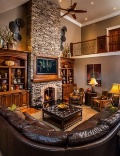 Decor rustic living