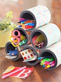 Organizare si depozitare eficienta rechizite scoala