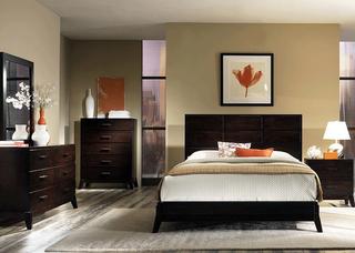 Decor dormitor matrimonial