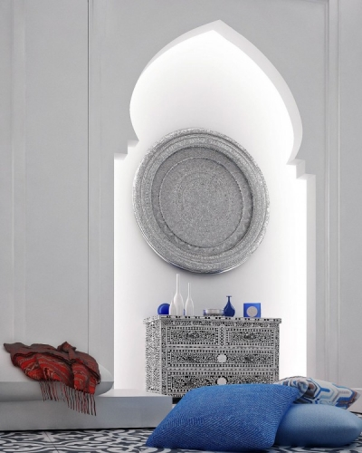 stilul marocan