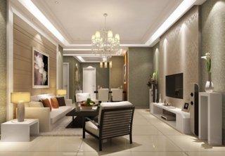 Lustre elegante living