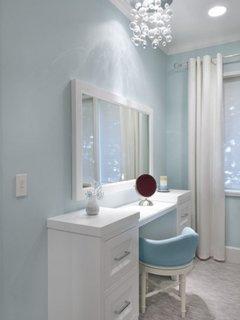 Model de masuta de toaleta alba