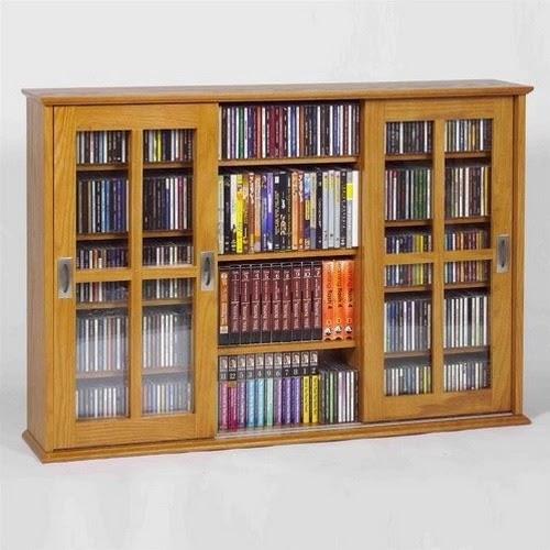 Mobilier din lemn pentru biblioteca