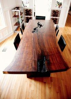 Masa rustica din lemn