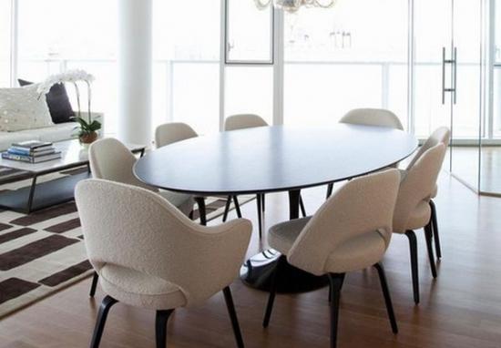 Cum alegem masa si scaunele pentru un dining perfect