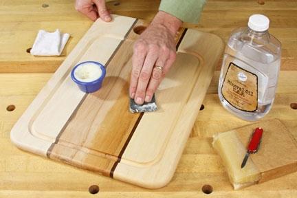 Metode mai vechi de finisare a lemnului