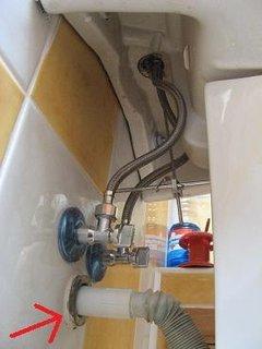 Miros urat tevi baie instalatii sanitare