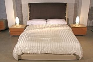 Mobila dormitor tineret moderna pat minimalist