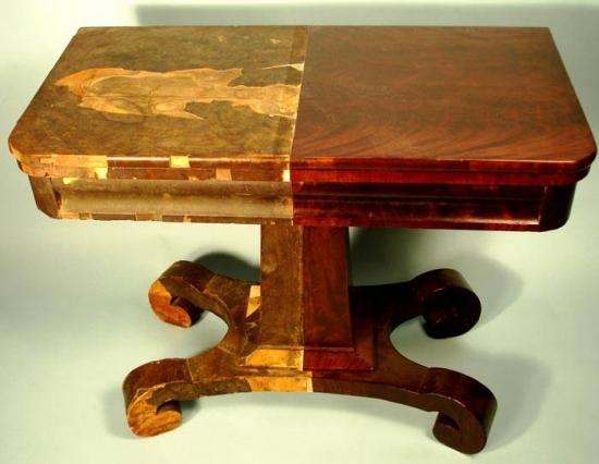 Reconditionare mobilier din lemn