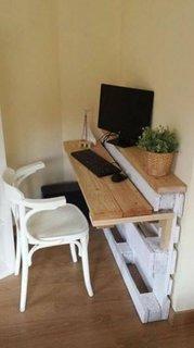 Birou mic si organizat ce nu ocupa foarte mult spatiu