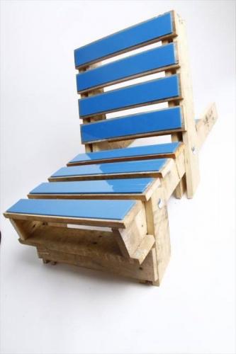 Model de fotoliu,scaun pentru gradina