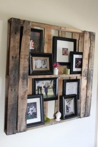 Raft decorativ pentru pastrarea amintirilor