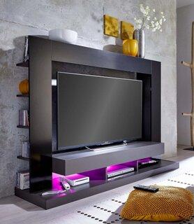 Consola Tv neagra