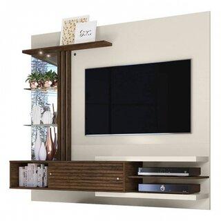 Model biblioteca cu loc de televizor