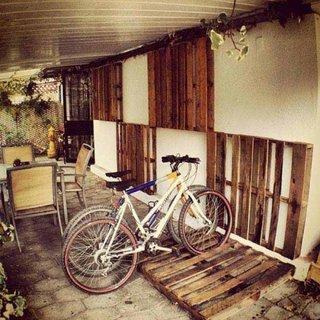 Suport pentru garare biciclete