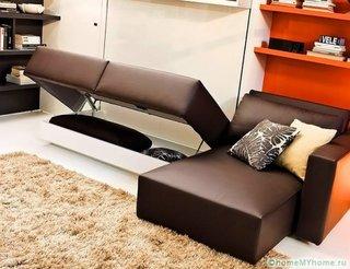 Canapea cu lada