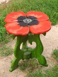 Masuta in forma de floare