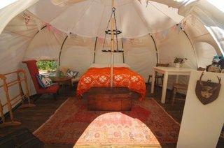 Cum poti amenaja modern si comod un cort in interior