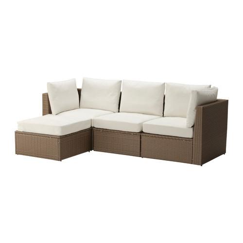 Coltar modern pentru terasa de la Ikea