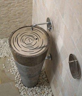 Chiuveta cilindrica perfecta in fiecare baie