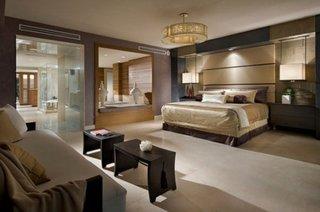 Model modern de lustra de dormitor