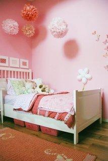 Decoratiuni diverse pentru o camera de fetita