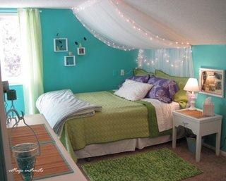 Idee pentru amenajarea unui dormitor mic pentru adolescente