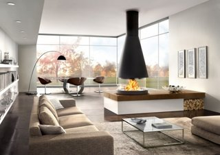 Semineu modern living