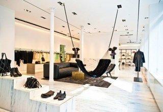 Idee amenajare atelier de design vestimentar sau croitorie de lux