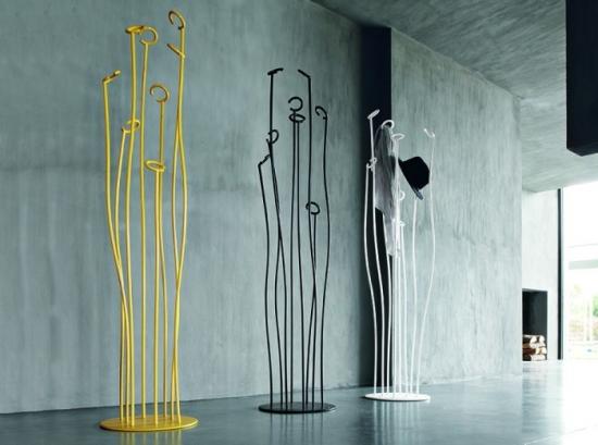 Cuiere metalice vopsite modele contemporane