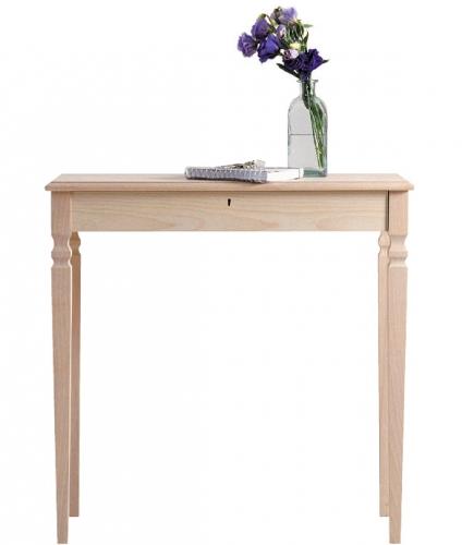 Masa consola din lemn